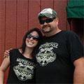 Mike and Bridget Bowen