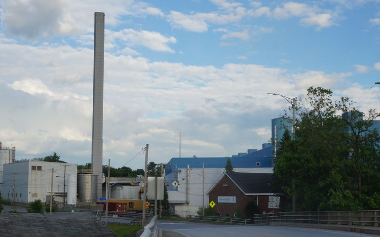 Madison paper mill