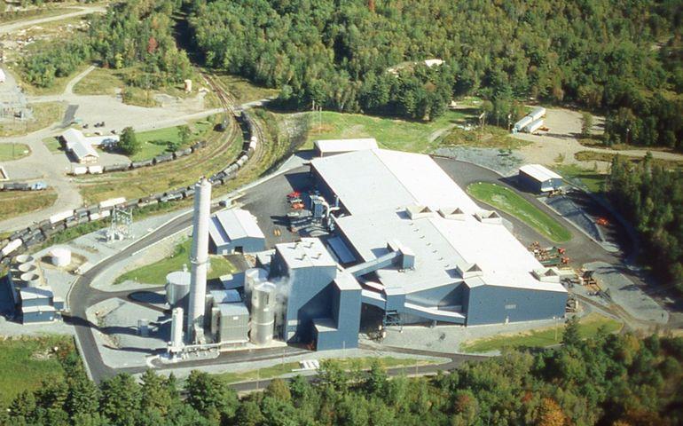 USA Energy plans woodchip sanitizing plant at Orrington PERC site