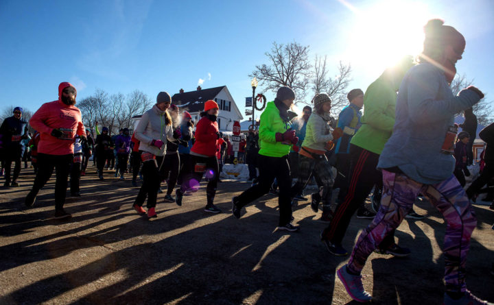 As temperatures cool, interest in Millinocket marathon continues to grow