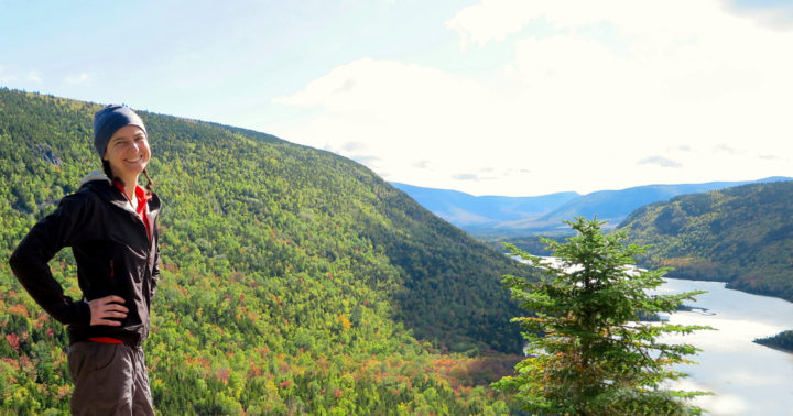 This hiking guide to the Katahdin region is perfect for young Maine adventurers