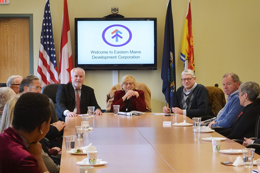 EMDC Facilitates Discussion with Governor Mills & Business, Workforce and Community Leaders