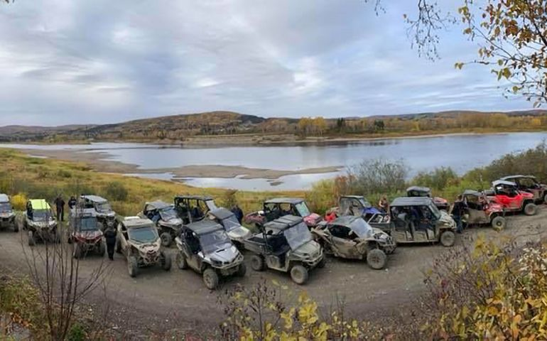 Lubec weighs benefits of ATV tourist economy