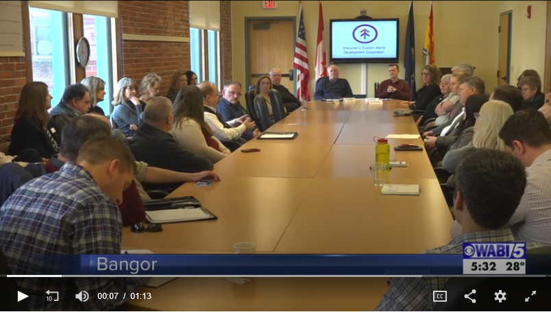Roundtable discussion in Bangor on free small business resources