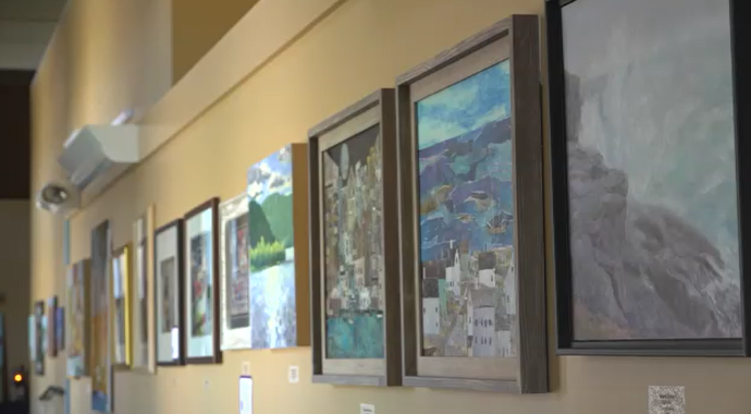 Bangor Art Society hosts first exhibit since COVID-19 pandemic hit