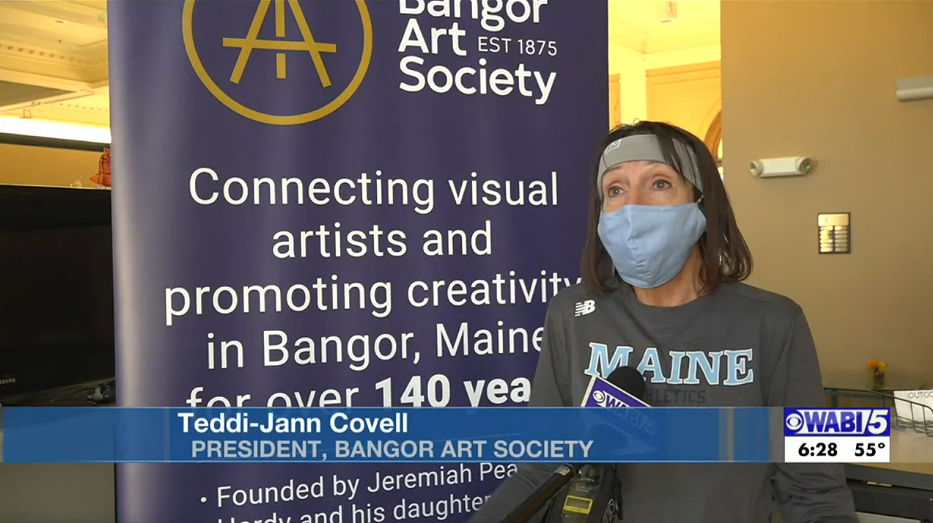 Bangor Art Society annual auction goes virtual due to pandemic