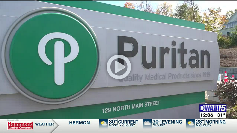Puritan Medical Products gains national recognition